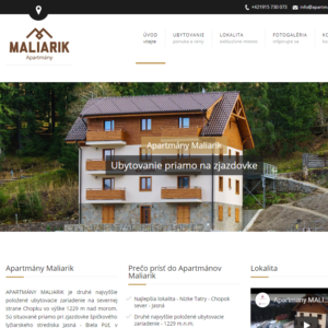 Apartmany Maliarik